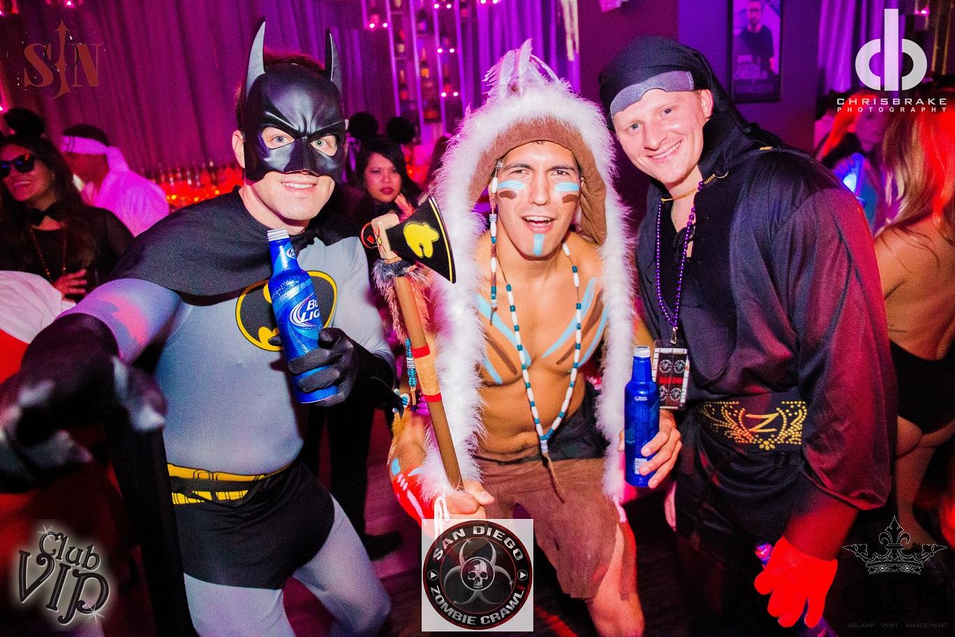 SAN DIEGO ZOMBIE CRAWL 2016 - Tickets - Begins at Fluxx Nightclub ...