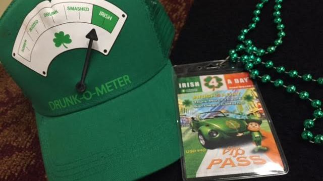 IRISH 4 A DAY HAT AND BADGE.jpg