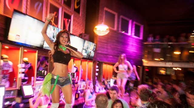 Coyote Ugly Opening party.jpg