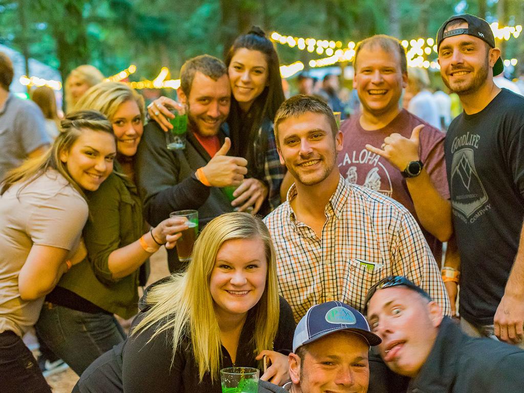 Oregon Garden BrewCamp - Tickets - Oregon Garden , Silverton, OR ...