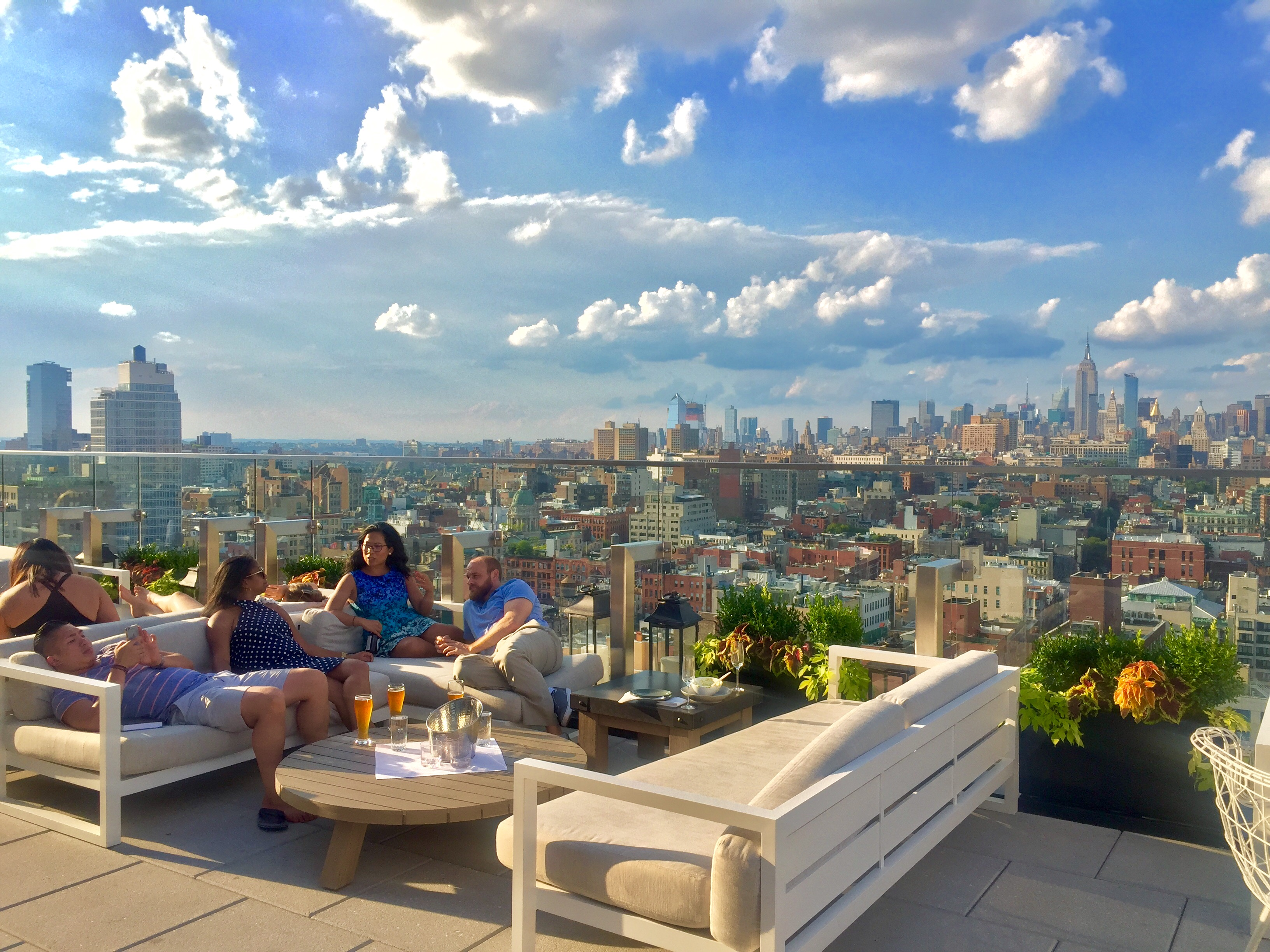 The Crown Rooftop 4th Of July Fireworks Party Tickets