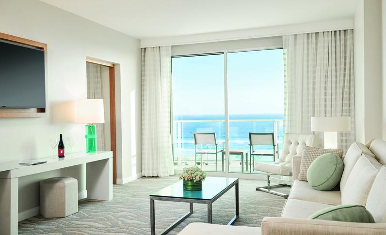 SUNDAY: VIP Oceanfront Suite Valet Parking