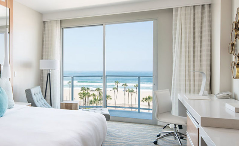 SUNDAY: VIP Oceanfront Room & Valet Parking