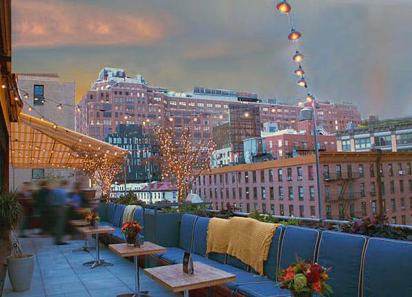 Catch Rooftop NYE 2019 - Tickets - Catch Roof NYC, New ...