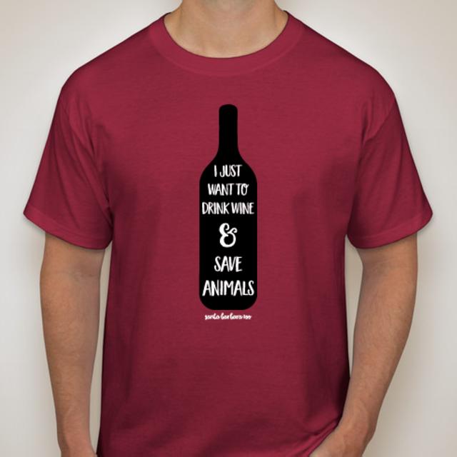 Roar & Pour T-Shirt - Large