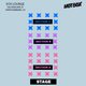 SECTION B - 6:00PM SHOW - Table for 4x