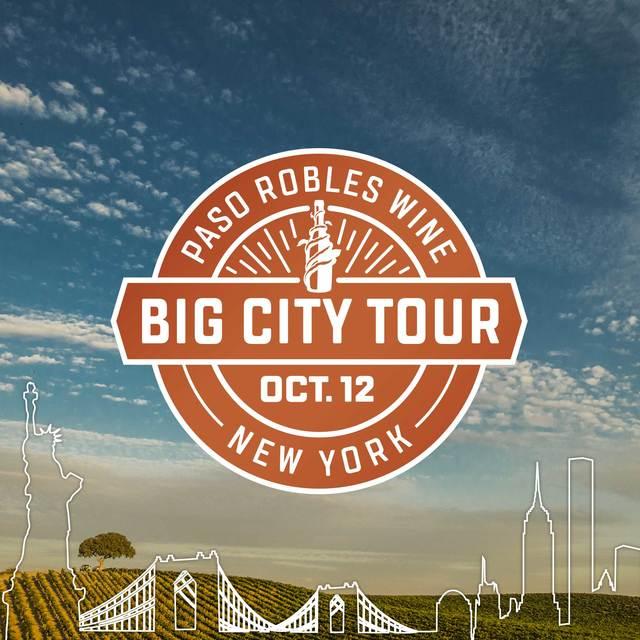 Big City Tour: New York - AVA Tasting | Oct 12 @1:30p EST