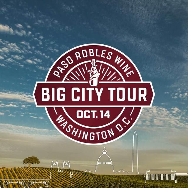 Big City Tour: Washington D.C. - AVA Tasting | Oct 14 @1:30p EST