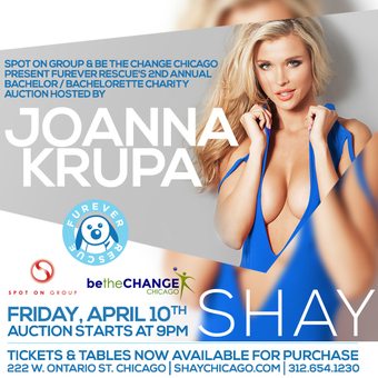 Furever Rescue's Annual Bachelor/ Bachelorette Charity Auction Hosted by Joanna Krupa