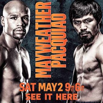 Lodo's Bar and Grill Downtown Mayweather Vs. Pacquiao Fight