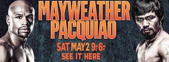 Mayweather Pacquiao Fight Night at Jackson's