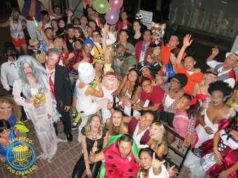 8th Annual Gaslamp Halloween Pub Crawl - Wed. 10/31