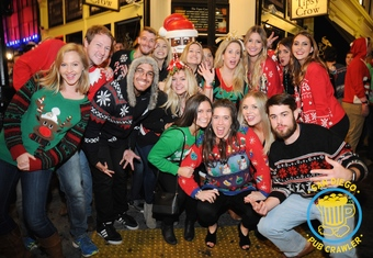 UGLY SWEATER HOLIDAY CRAWL