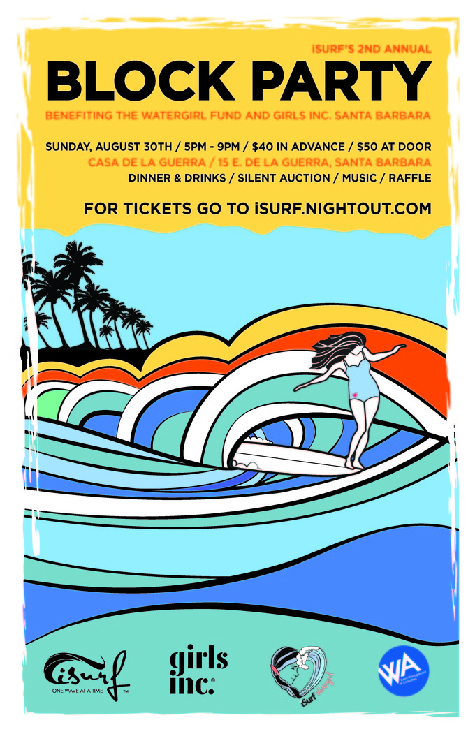 2nd Annual iSurf Block Party