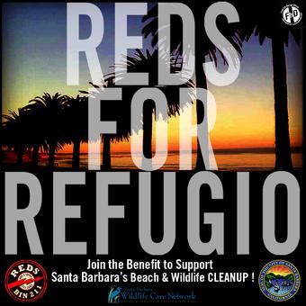 REDS FOR REFUGIO