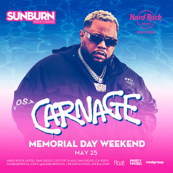 SUNBURN Memorial Day Weekend feat. Carnage