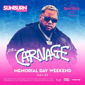 SUNBURN Memorial Day Weekend feat. Carnage