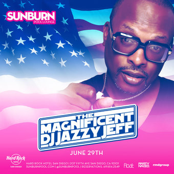 SUNBURN Independence Weekend feat. Jazzy Jeff