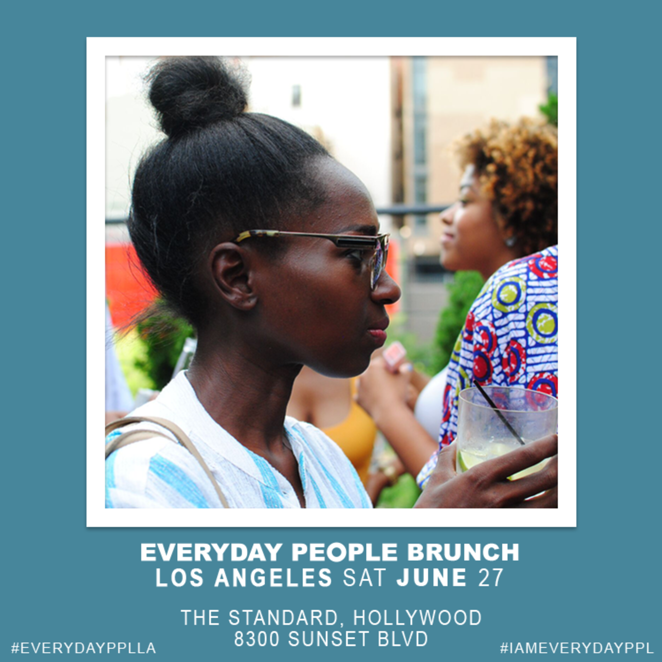 Everyday People Brunch - Tickets - The Standard, Hollywood