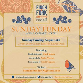 Sunday Funday at the Canary