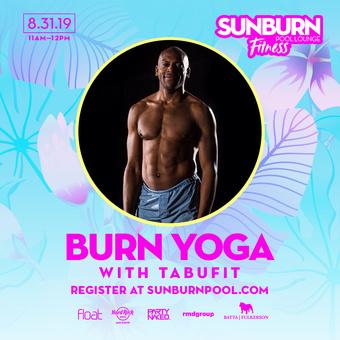 BurnYoga with TabuFit