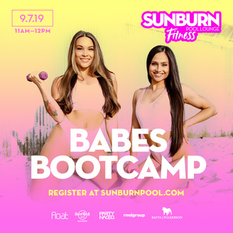 SUNBURN Fitness feat. Babes Bootcamp