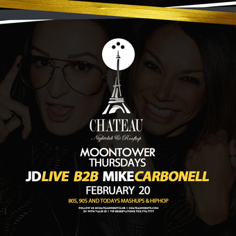 Chateau Moontower Thursdays