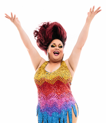 Ginger Minj: Big Gay Cabaret