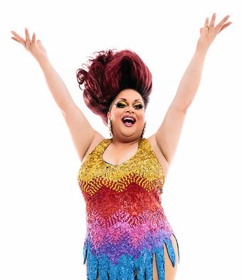 Ginger Minj: Big Gay Cabaret