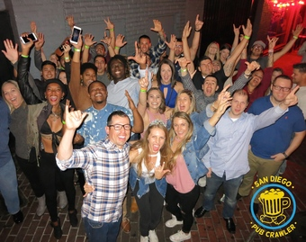 Gaslamp Pub Crawl