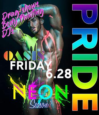 Taboo: Pride Edition!
