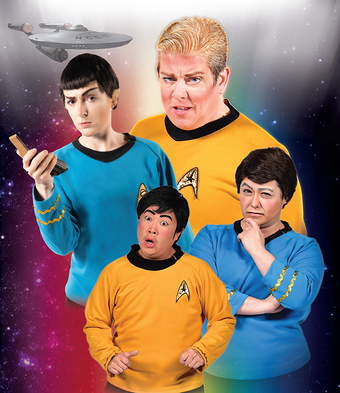 Star Trek Live!
