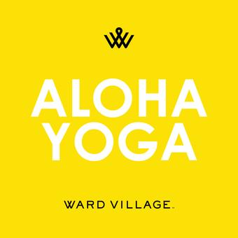 Sound Off Yoga @ Ward Village