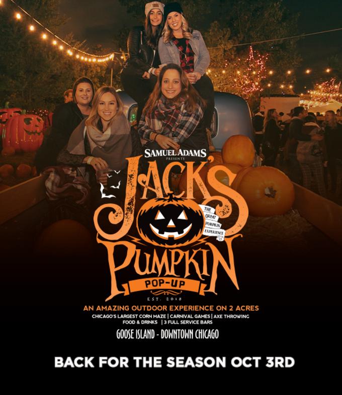 Jack's Pumpkin Pop Up