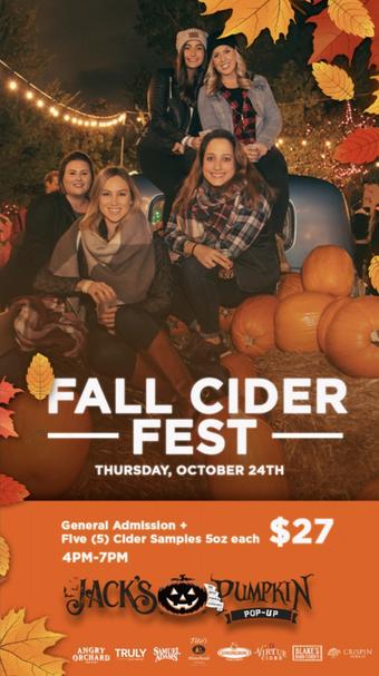 Fall Cider Fest