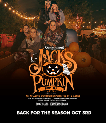 Jack's Pumpkin Pop Up