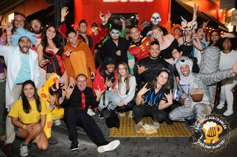 9th Annual Gaslamp Halloween Pub Crawl
