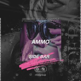 Side Bar Saturdays with DJ Ammo