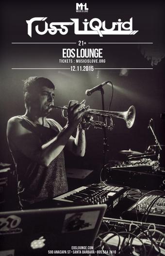 Russ Liquid | 12.11.15 | EOS LOUNGE