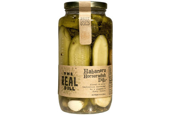 The Real Dill teaches Pickling
