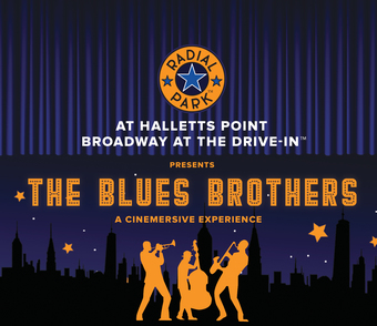The Blues Brothers <>FEATURING LIVE PERFORMANCES by BROADWAY STARS - F. MICHAEL HAINEY + BRIAN CHARLES JOHNSON + CHARITY ANGEL DAWSON + ANTOINE L. SMITH + NICK RASHAD BURROUGHS + LADONNA BURNS + ANNE FRASER THOMAS