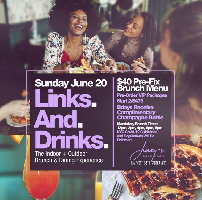 Sunday's At Jimmy's - The Best Brunch & Day Party at Jimmy's NYC | By #YES