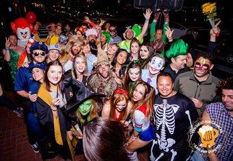 10th Annual Gaslamp Halloween Pub Crawl