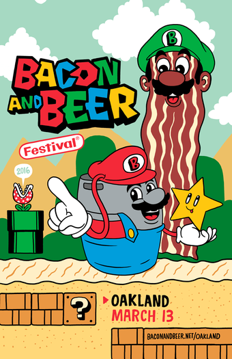 2016 Oakland Bacon and Beer Festival