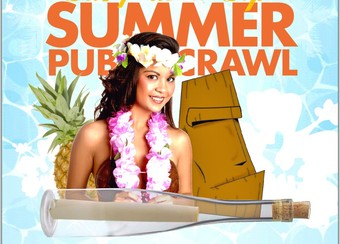 2nd Annual Summer Luau Pub Crawl
