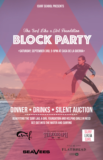 3rd Annual iSurf Block Party