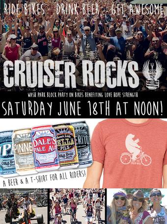 Cruiser Rocks 2016