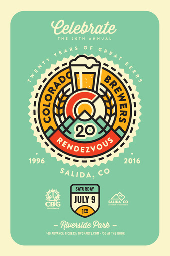 20th Annual Colorado Brewers Rendezvous