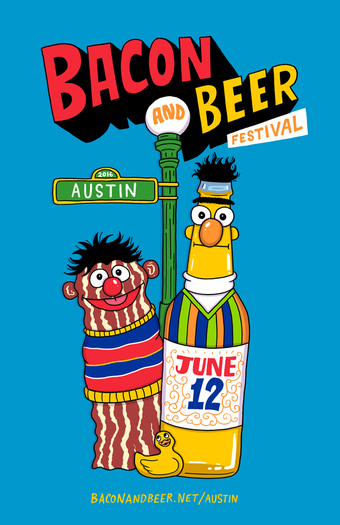 Austin Bacon and Beer Festival