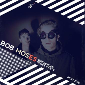 5.21 - RedEye5 Block Party with BOB MOSES, LEE BURRIDGE + more (Santa Barbara, CA)